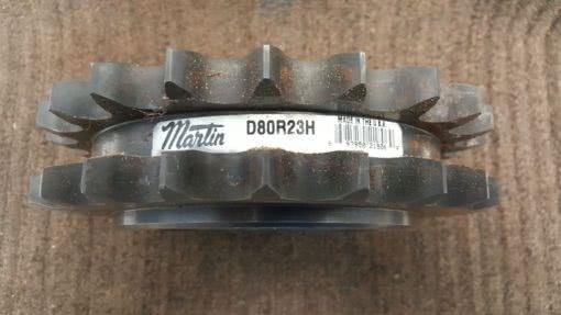 Martin Sprocket & Gear D80R23H *NEW* (B200) 3