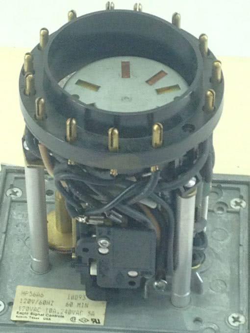 USED, GOOD G W EAGLE SIGNAL HG106A6 Cycl-Flex ELECTRIC TIMER (B133) 5