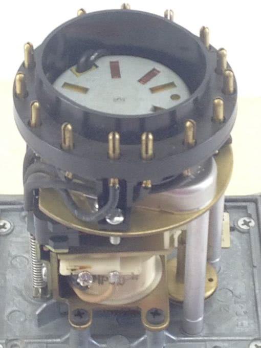 USED, GOOD G W EAGLE SIGNAL HG106A6 Cycl-Flex ELECTRIC TIMER (B133) 6