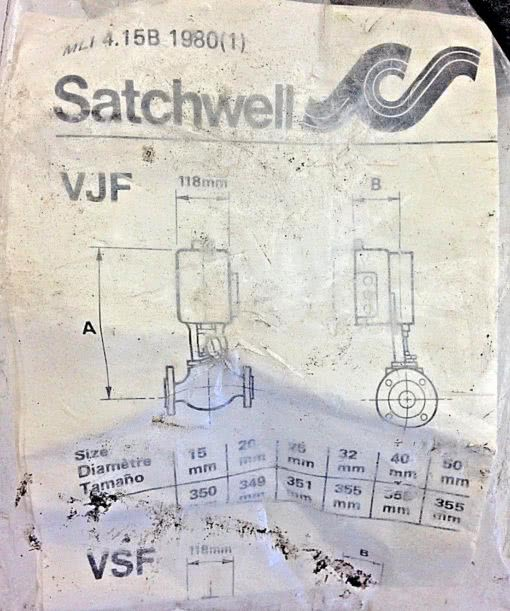 HAVC CONTROLS SYSTEMS SATCHWELL (B406) 2