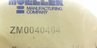 MOELLER ZM0040464 LOT OF 3 NEW IN SEALED PACKAGE!!! (G61) 1