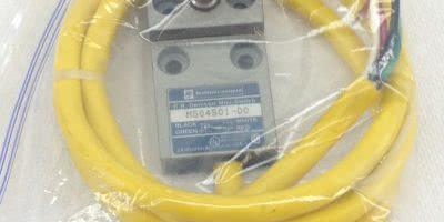 NEW! SCHNEIDER TELEMECANIQUE MS04S01-00 RB DENISON MINI-SWITCH (A108) 1