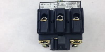 MOELLER P3-63 690 VAC 63 A DISCONNECT SWITCH BASE ONLY (A849) 1