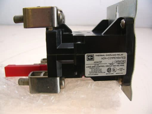 NEW!!! CUTLER HAMMER AN43P THERMAL OVERLOAD RELAY FAST SHIP!!! (B185) 5