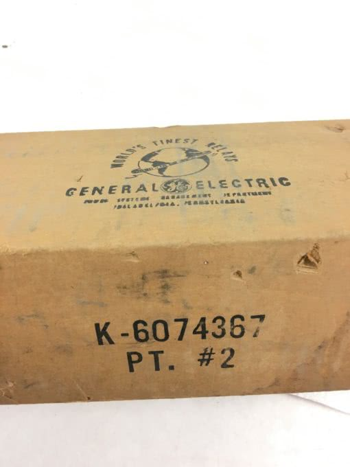 NEW IN BOX GE GENERAL ELECTRIC AUX Control Switch 16SB K-6074367 FAST SHIP! B379 2