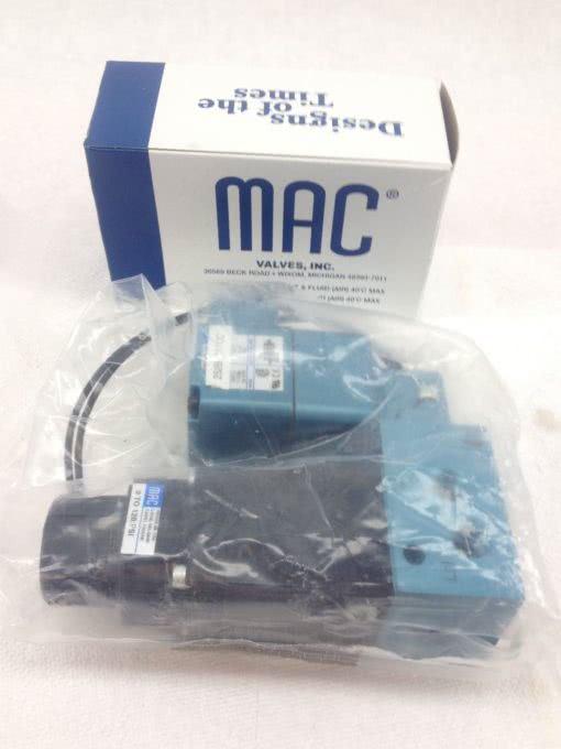 NEW! MAC 252B-111CC VALVE COMBINATION ASSEMBLY FAST SHIP!!! (B82) 1