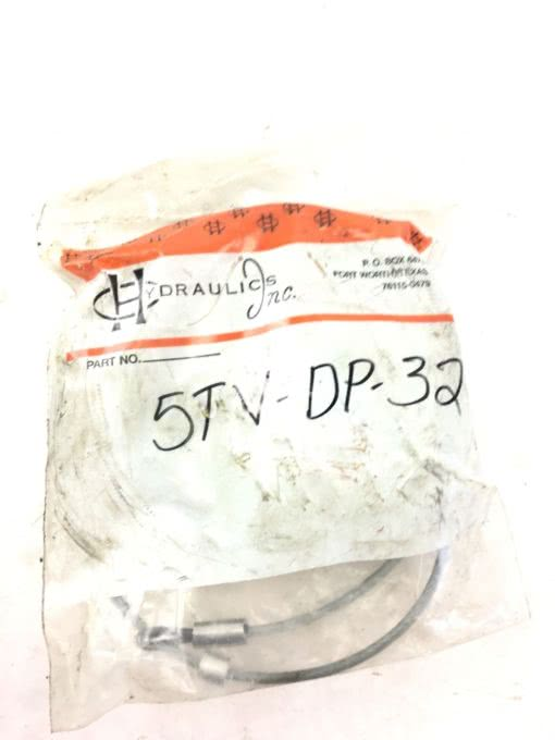NEW IN BAG HYDRAULICS INC 5TV-DP-32 DUST PLUG, FAST SHIPPING! (A215) 2