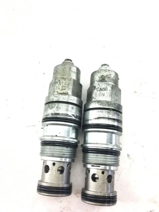 NEW LOT OF 2 SUN HYDRAULICS 0JV1 CAGG-LGN CARTRIDGE VALVE FAST SHIPPING! (A217) 1