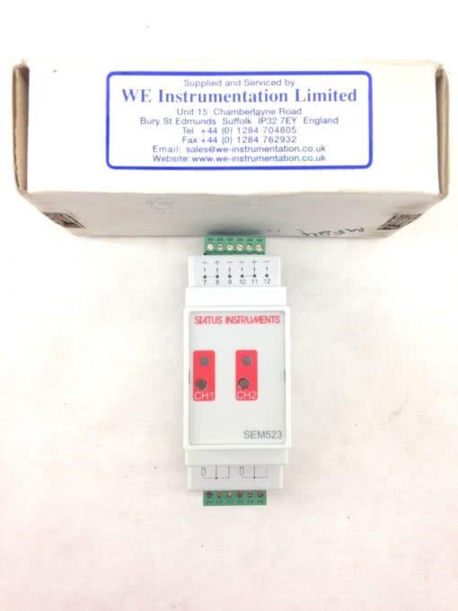 STATUS INSTRUMENTS SEM523P (A753) 1