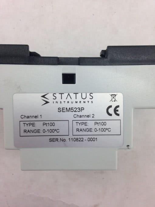 STATUS INSTRUMENTS SEM523P (A753) 2
