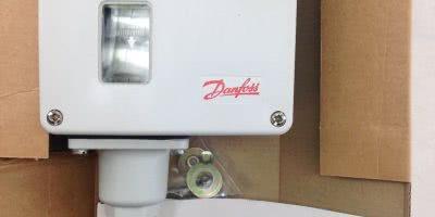 DANFOSS PRESSURE CONTROL RT 5 RT116 (B407) 1