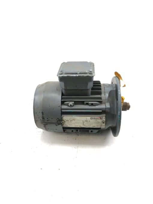 BROOK HANSEN WA-DA71SK-D AC MOTOR 1410/1720 RPM, 220-240/254-277 VAC, (B431) 1