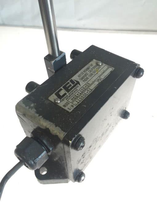 USED CEI MCE-1102-24 Electric Motor Controller Millitary Surplus, (B183) 1