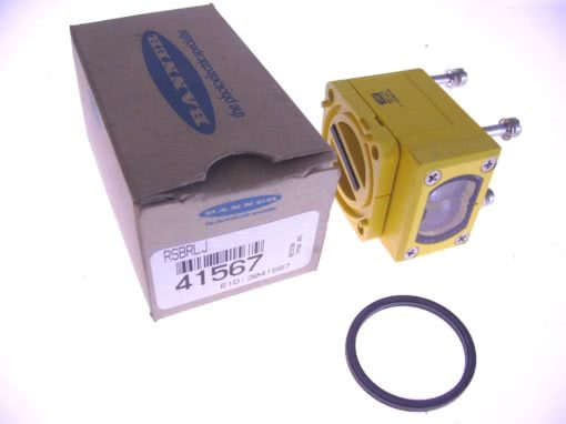 BANNER RSBRLJ 41567 PHOTOELECTRIC NEW IN BOX!!! FAST SHIPPING!!! (G30) 1