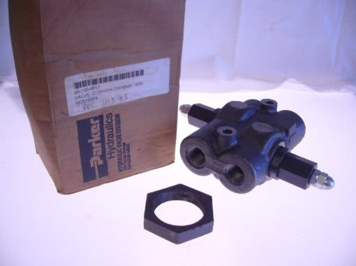 PARKER HYDRAULICS VALVE DWV-50-A-1250 NEW IN BOX!!! FAST SHIPPING!!! (G30) 1