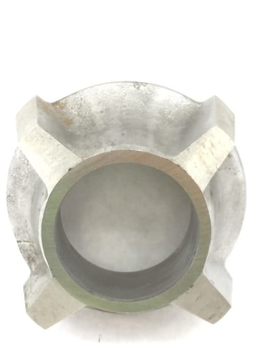 "413005515 SS SLIP-ON SHAFT COLLAR BUSHING, 2-3/8"" BORE KEYED 02-WA-5"