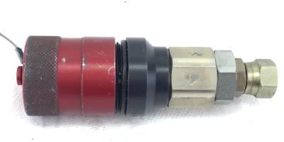 NNB! STUCCHI M-VEP15P 3/4 SAE-D07 THREADED FLAT-FACE COUPLING ASSY (A212) 1
