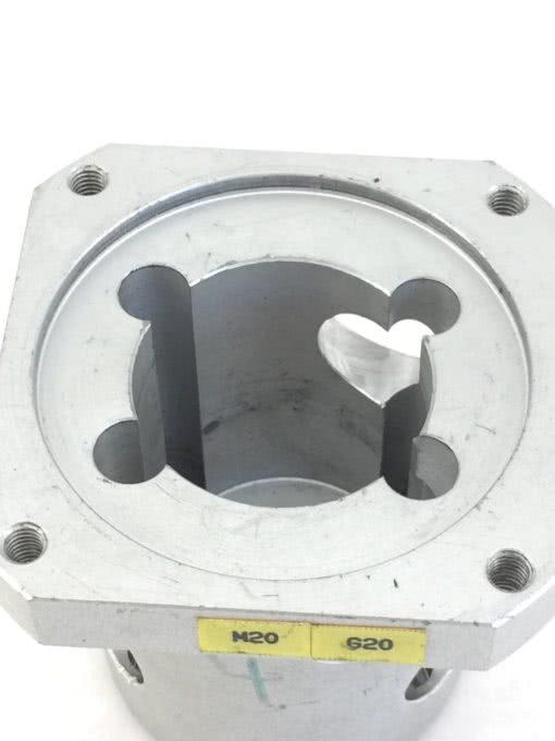 M20-620 ALUMINUM EFD MOUNTING BASE for DISPENSING ROBOTIC UNIT (A693) 3