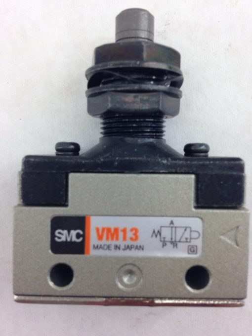 SMC VM13 VALVE AND SWITCH (A754) 2