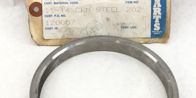 GOULD'S PUMP 72819 – 1227 STEEL IMPELLER WEAR RING 3735 3X4-11 (H309) 1