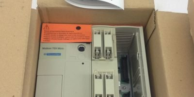 NIB! SCHNEIDER TELEMECANIQUE TSX3710164DTK1 POWER SUPPLY FAST SHIP!!! (B133) 1