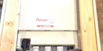 Allen Bradley Power Flex 700H SK-H1-PWRMOD-D460 USED GREAT SHAPE 1