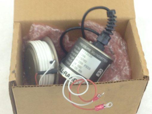 NEW! INGERSOL-RAND C206 PRESSURE TRANSMITTER M1X12830 FAST SHIP!!! (H176) 1
