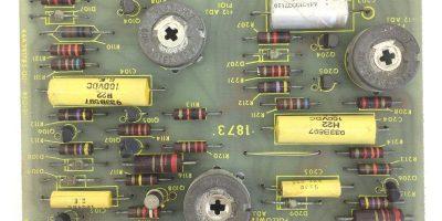 GE CIRCUIT BOARD 44B392237-001/44A391785-G01 USED (H190) 1