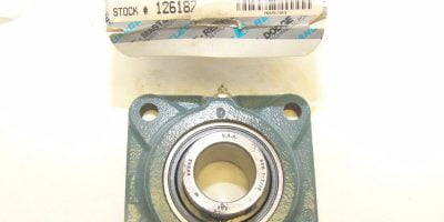 Dodge Reliance TBSC100 Pillow Block 1″ Bearing Tapped Base New In Box (F76) 1
