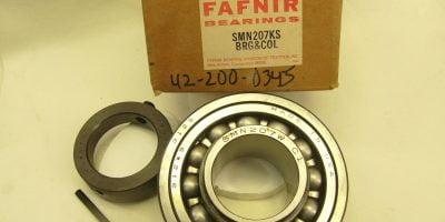 FAFNIR SMN207KS 2-7/16 BEARING & COLLAR New In Box (F82) 1