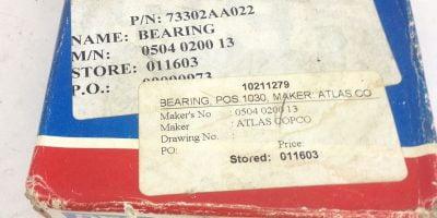 NIB! ATLAS COPCO 0504-0200-13 SKF3310A BEARING FAST SHIP!!! (F105) 1