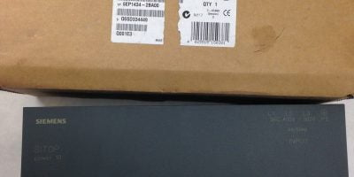 SIEMENS 6EP1434-2BA00 24V/10A POWER SUPPLY (B409) 1