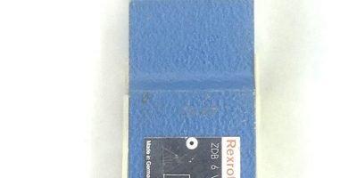 Rexroth R900409886 ZDB 6 VA2-42/200V Relief Valve NEW (A437) 1