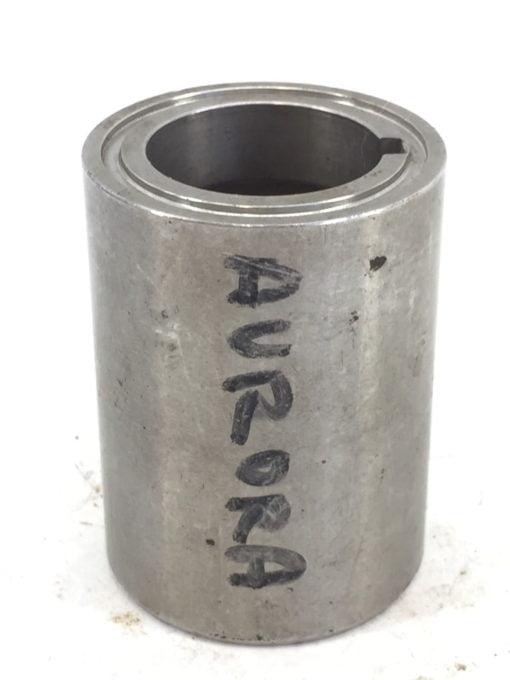 """AURORA PUMP SHAFT SLEEVE W/ KEYWAY 2-3/8"""" L x 1-3/4"""" OD (A653) 2"""