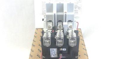 EATON A200M4CAC MODEL K NON-REVERSING MOTOR STARTER 3-POLE (B456) 1