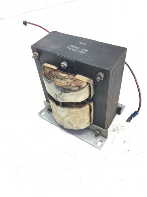 USED 400-0084 TRANSFORMER PIC T8686, STILL IN GREAT CONDITION, FAST SHIP! B291 2