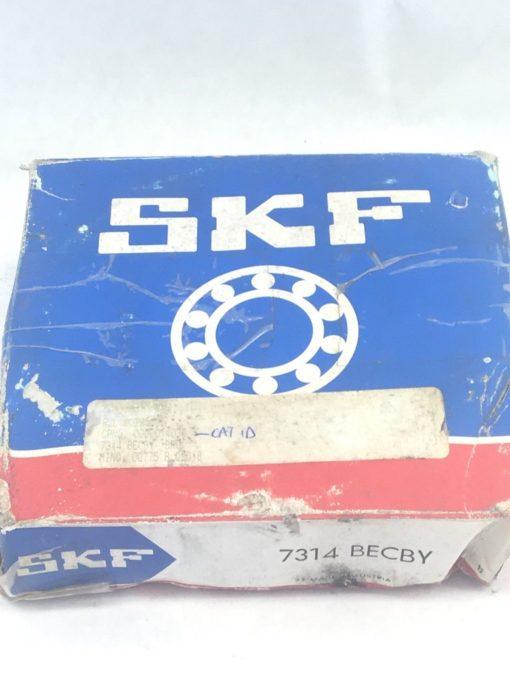 SKF EXPLORER 7314 BECBY ANGULAR CONTACT BALL BEARING (B456) 1