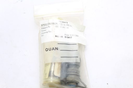NIB! ELECTRO 725368A BC INDUCTIVE MAGNETIC PROX SWITCH SPEED SENSOR ASSY (F249) 1