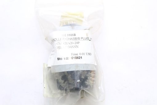 NEW IN BAG HIRSCHMANN CMO2E20-29P Surface-Mount 29P FLANGE CONNECTOR 2-PK (F249) 1