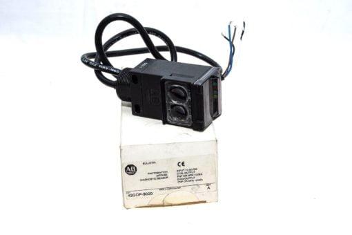 ALLEN BRADLEY 42GDP-9000 DIFFUSE DIAGNOSTIC SENSOR PHOTOSWITCH NEW IN BOX! (G58) 1
