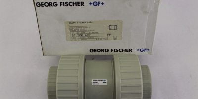 NEW! TYPE 360 EPDM 63 DN50 2 INCH BALL VALVE GEORGE FISCHER FAST SHIP!!! (B30) 1
