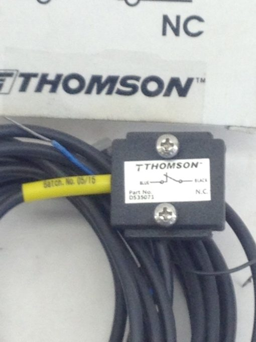 THOMSON D535071 MAGNETIC PROXIMITY SWITCH NC (A767) 2