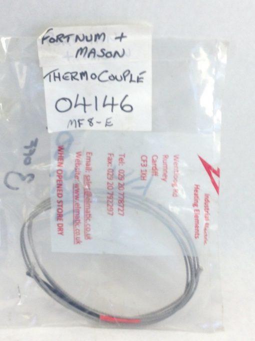 ESSEX 215-500 THERMOCOUPLE 04146 MF8-E (A767) 1