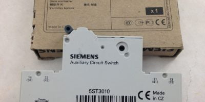 SIEMENS 5ST3010 AUXILIARY CIRCUIT SWITCH (A766) 1