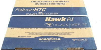FAST SHIP! GOODYEAR EAGLE 20038901 B1568 SYNCHRONOUS BELT NEW (BELT 12M) 1