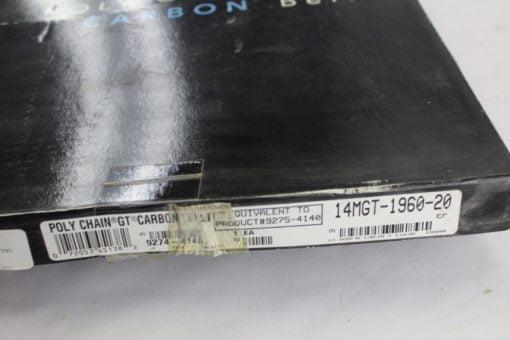 FAST SHIP! GATES POLYCHAIN GT CARBON BELT 14MGT-1260-20 NEW (BELT 12M) 1