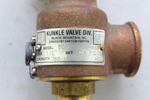 Knuckle Valve 6010DCM01-AM Relief Valve *NEW* (F227) 3