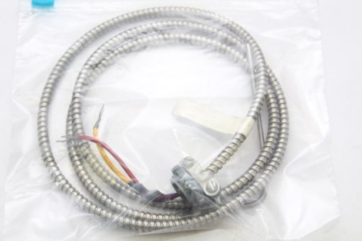 NEW, NO BOX BARBER COLMAN THERMOCOUPLE P192-23204-48-3-0 ARMORED CABLE (F247) 1
