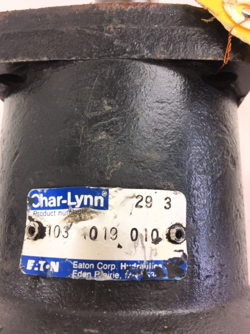 NEW Eaton Char-Lynn 103-1019-010 Hydraulic Motor, FAST SHIPPING! (HP PT) 2