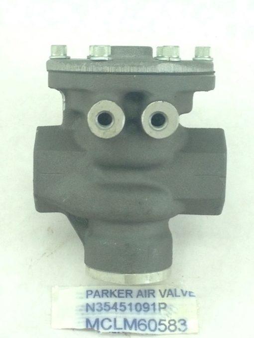 USED, GREAT!! PARKER PNEUMATICS N35451091P FAST SHIP!!! (B201) 5